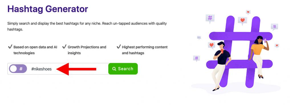 hashtags for likes hashtag generator